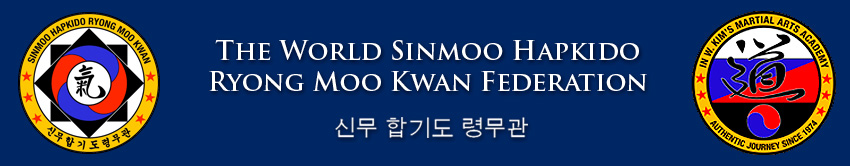 The World Sinmoo Hapkido Ryong Moo Kwan Federation